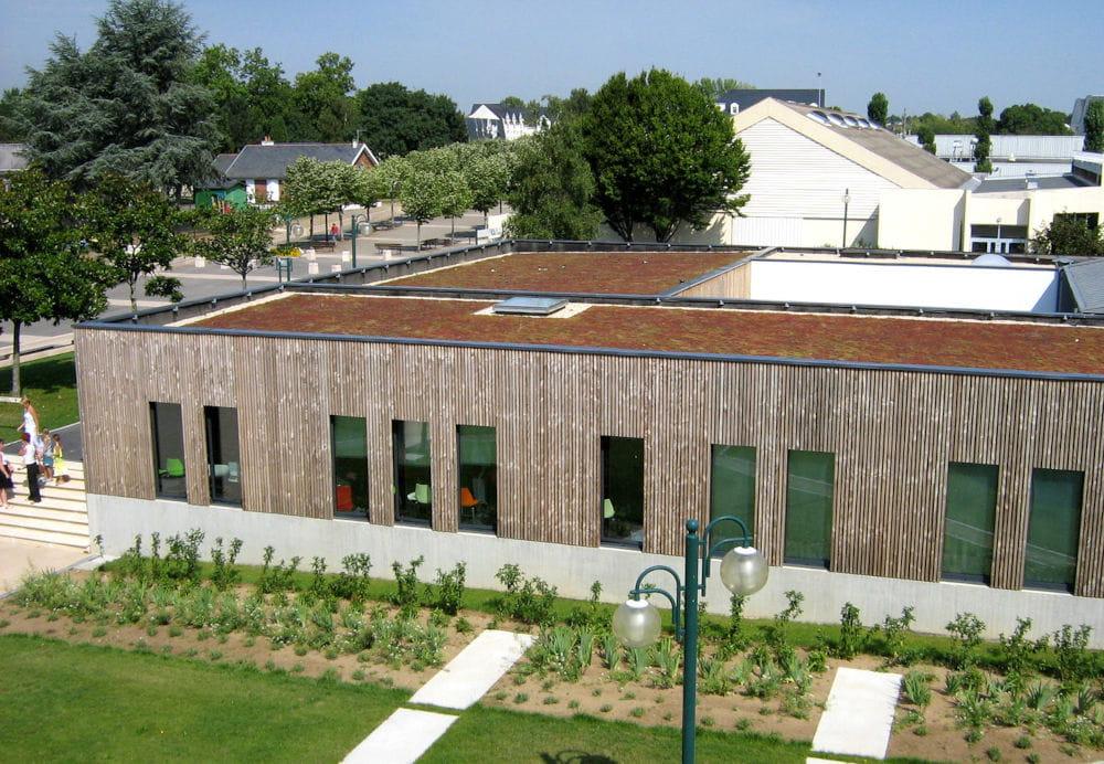 Bibliotheek Frankrijk Derbigum Belgie